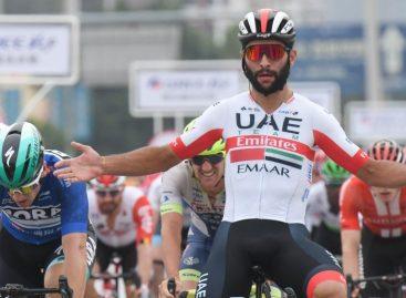 ¡Segunda victoria! Fernando Gaviria se impuso en la cuarta etapa de la Vuelta a San Juan
