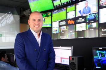 """Vamos a transmitir 60 partidos al mes"": Jaime Parada, presidente de Win Sports"