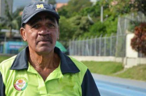 José de los Santos, carisma y pasión al servicio del atletismo cejeño
