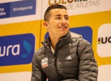 """""""Siempre va a ser motivo de alegría competir en mi país"""": Sergio Luis Henao"""