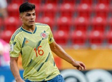 El motivo por el que Brayan Vera no jugará el Preolímpico con Colombia