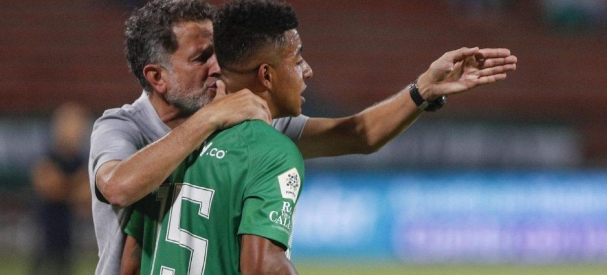 Consolidarse en Atlético Nacional: principal objetivo de Cristian Blanco