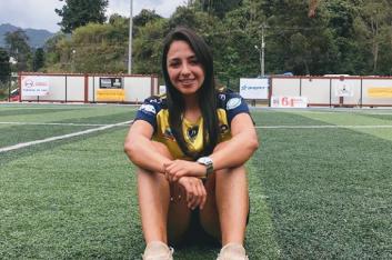 Sara Sofía Martínez fue convocada a la Selección Colombia Sub 20