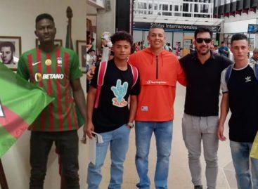 Clubes del Oriente continúan exportando jugadores al fútbol internacional