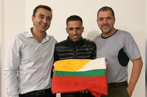 Elkin Serna representará a Guarne en la Maratón de Miami