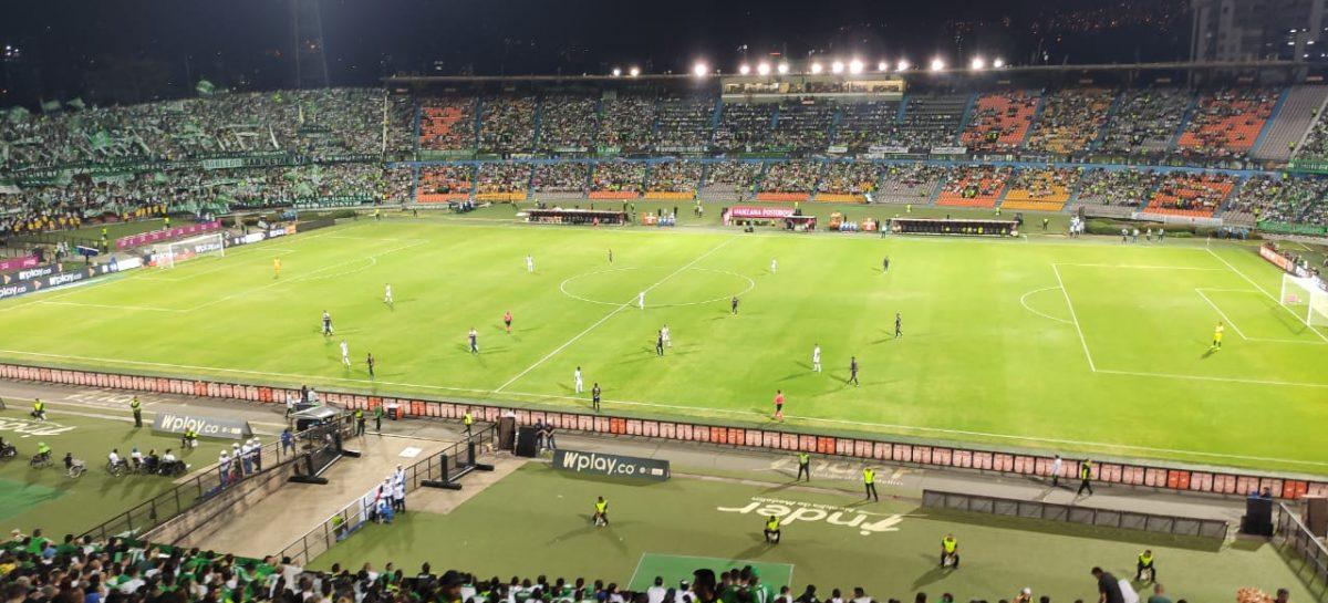 El antirrécord de Atlético Nacional en las primeras cinco fechas de la Liga