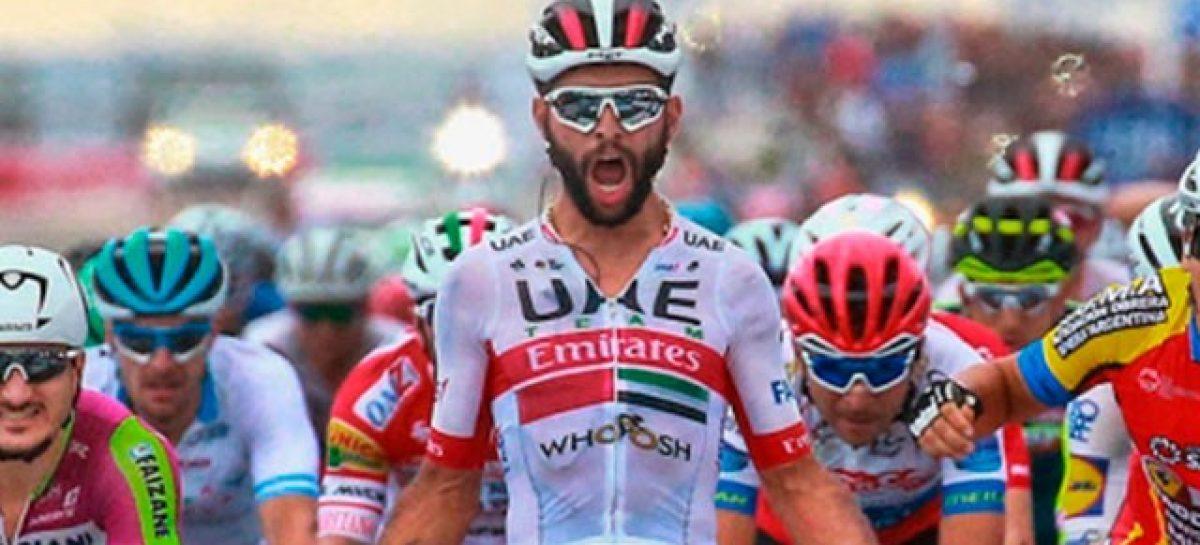 ¡Por más victorias! Fernando Gaviria correrá el UAE Tour