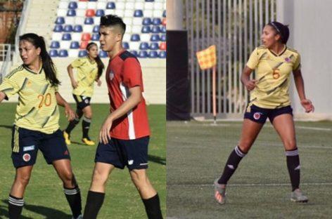 Dos futbolistas rionegreras disputarán el Sudamericano Sub20 en Argentina
