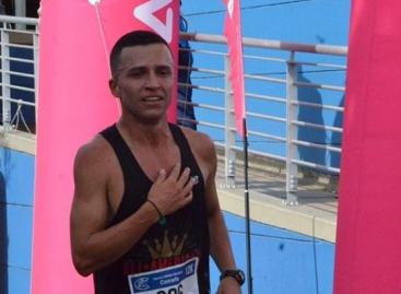 El cejeño David Gómez va en busca del primer puesto en el Run Tour Avianca