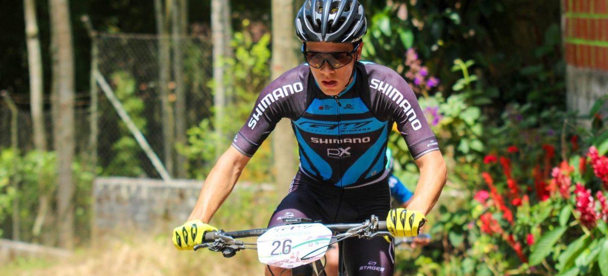 Ciclomontañista de El Retiro lidera el Ranking Nacional Sub 23