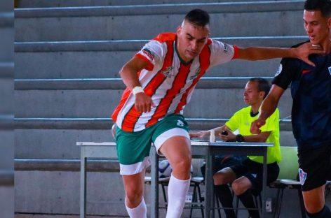 Alejandro Duque volverá a jugar en la Liga de Futsal de Argentina