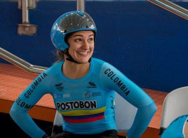 Así fue la participación de Juliana Gaviria en el Mundial de Pista en Alemania