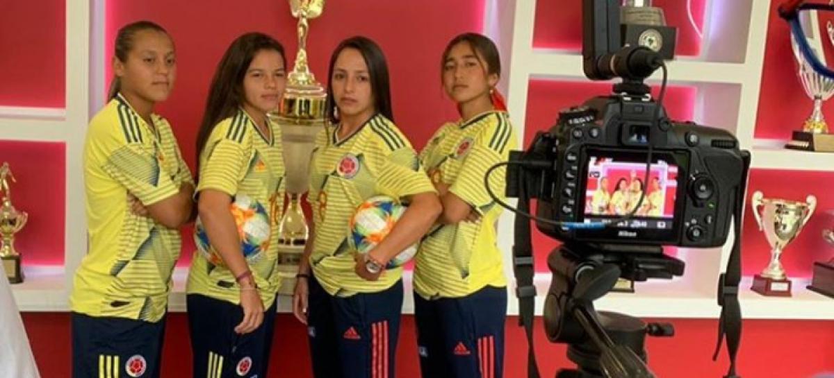 ¡8-0! Sara Sofía Martínez participó en la goleada de Colombia a Bolivia en el Sudamericano Sub 20