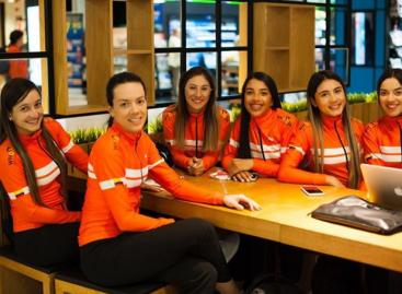 """""""Mis compañeras y yo estamos bien de salud"""": Ciclista de El Carmen en España"""