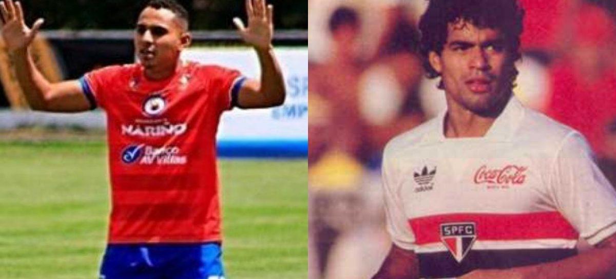 """""""Mis padres me pusieron ese nombre por un jugador de Brasil"""": Ray Vanegas"""
