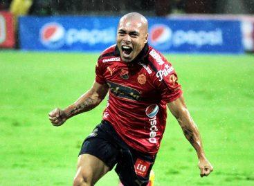 """""""Soy hincha de Nacional, pero siempre entregué todo cuando jugué en el DIM"""": Vladimir Marín"""
