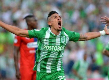 Acuerdo verbal entre Atlético Nacional y Genk de Bélgica para la transferencia de Daniel Muñoz