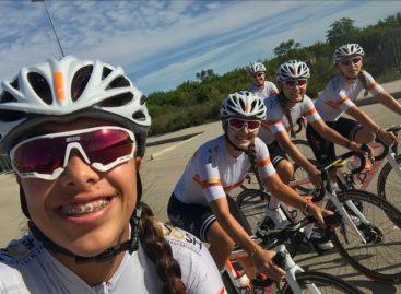 Tras 50 días de aislamiento, ciclistas del Oriente volvieron a rodar por las carreteras de España