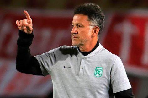 Juan Carlos Osorio extendió su contrato con Atlético Nacional hasta diciembre de 2020