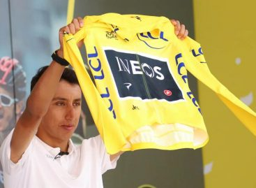 Según el diario francés L'Equipe, Egan Bernal es el cuarto ciclista mejor pagado del mundo