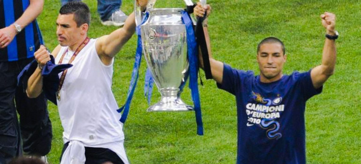 Hace 10 años, Iván Ramiro Córdoba ganó la Champions League con Inter de Milán