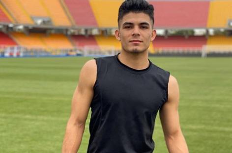 """""""Hemos vuelto"""": Brayan Vera regresó a entrenamientos con el Lecce de Italia"""