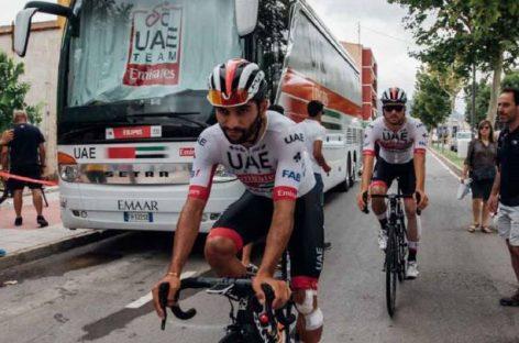 El UAE Team Emirates confirmó que Fernando Gaviria correrá el Giro de Italia
