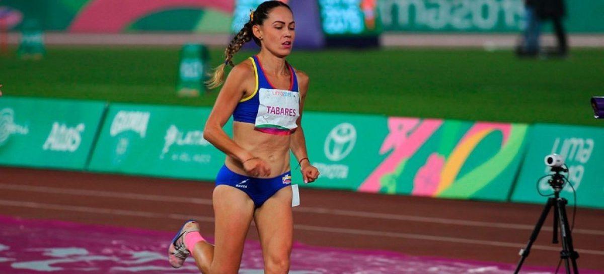 """""""Sé que voy a estar allá"""": Carolina Tabares sueña con clasificar a los Juegos Olímpicos"""