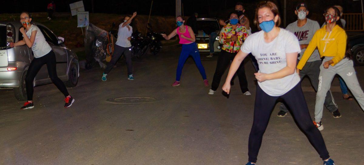 El IMER suspende temporalmente las Rumbas Sanas para evitar focos de contagio en Rionegro