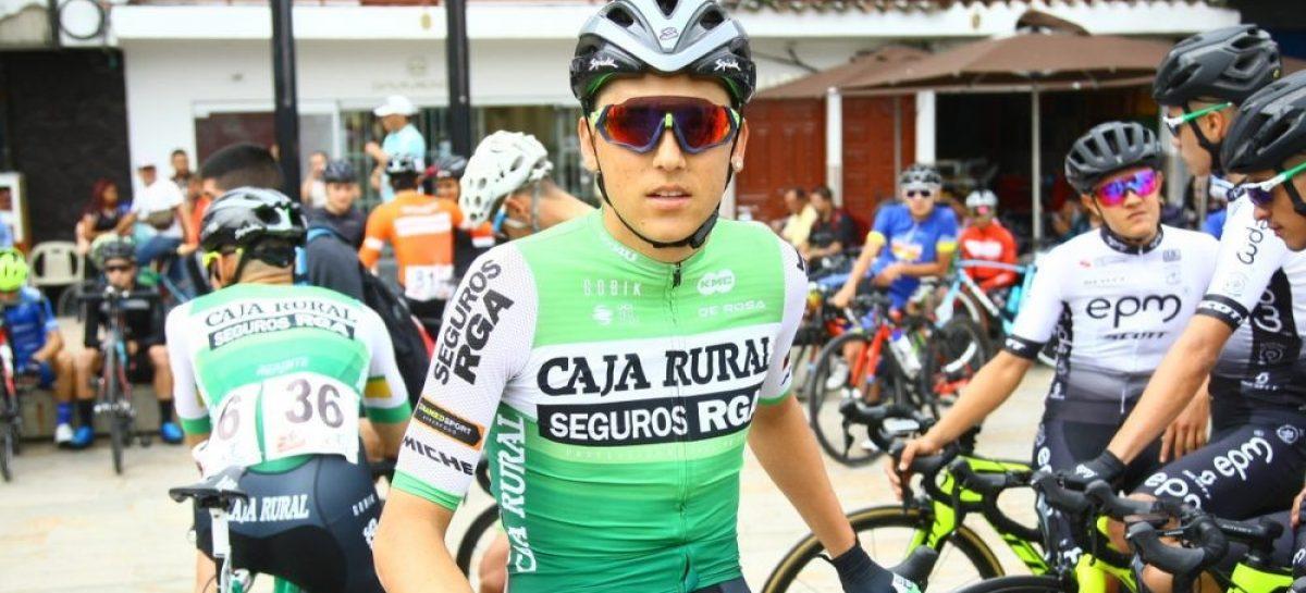 El carmelitano Alejandro Osorio también estará presente en la Vuelta a Burgos