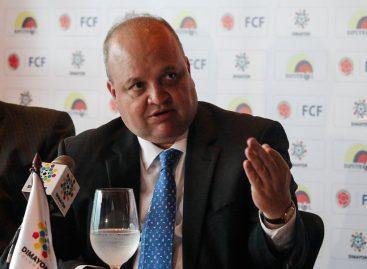 Hubo acuerdo entre los clubes y Jorge Enrique Vélez se va de la Dimayor