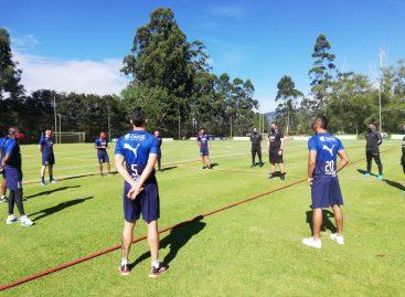 Luego de cuatro meses, el DIM regresó a su sede deportiva en Llanogrande