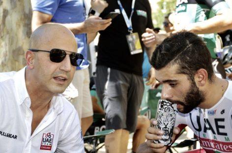 """""""Fernando Gaviria es el mejor velocista del mundo, el problema es que él lo sabe"""": Mánager del UAE Team Emirates"""