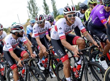 Tres colombianos son retirados de la Vuelta a Burgos por contacto con paciente COVID-19