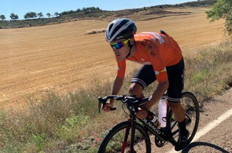 El carmelitano Víctor Ocampo estará como reserva de la Selección Colombia en el Tour de L'Avenir