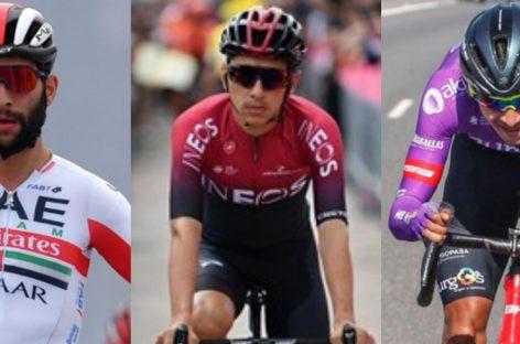 Gaviria, Henao y Osorio: los ciclistas del Oriente que correrán la Vuelta a Burgos