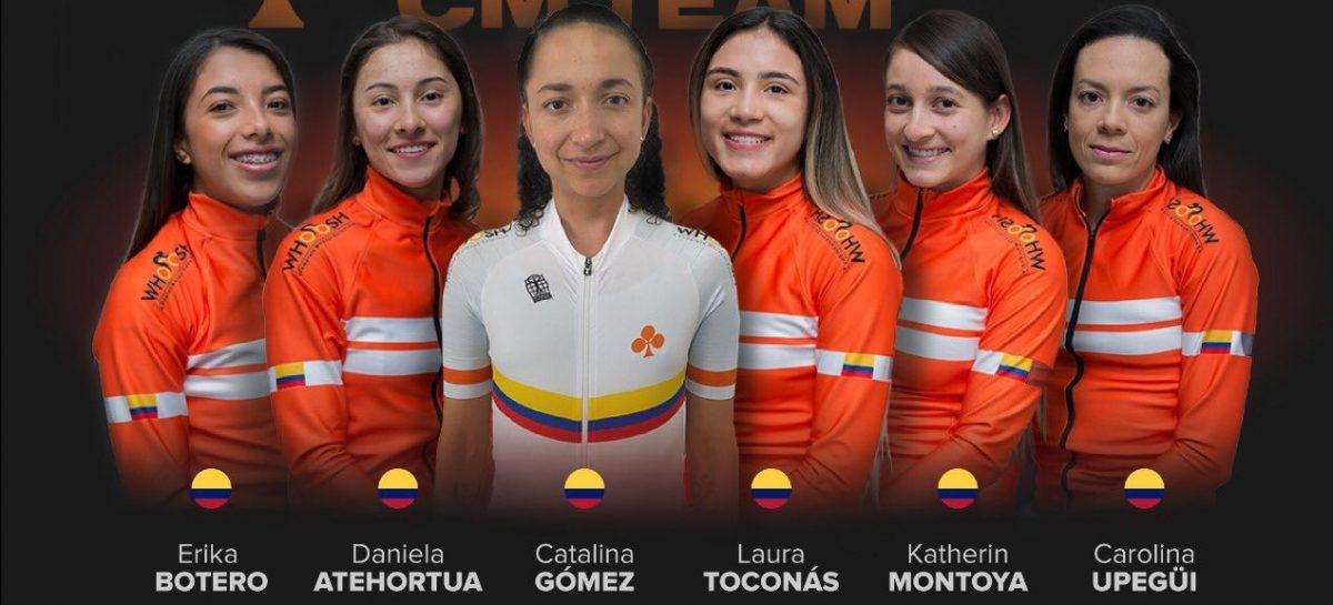 Ciclistas del Oriente están listas para correr la Vuelta a Navarra en España