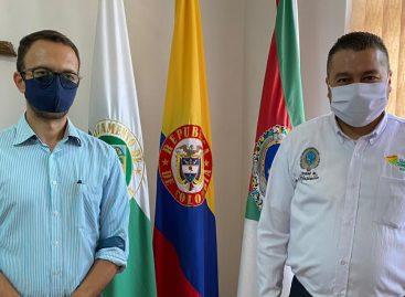 Alejandro Ramírez Villegas fue nombrado como nuevo Gerente del Inderma