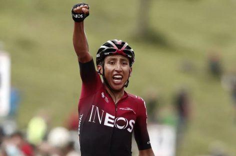 ¡Atención! Egan Bernal se coronó campeón de la Ruta de Occitania