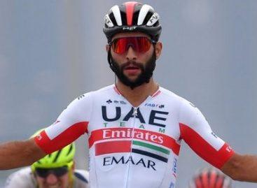 En el día de su cumpleaños, Fernando Gaviria ganó la segunda etapa del Tour du Limousin