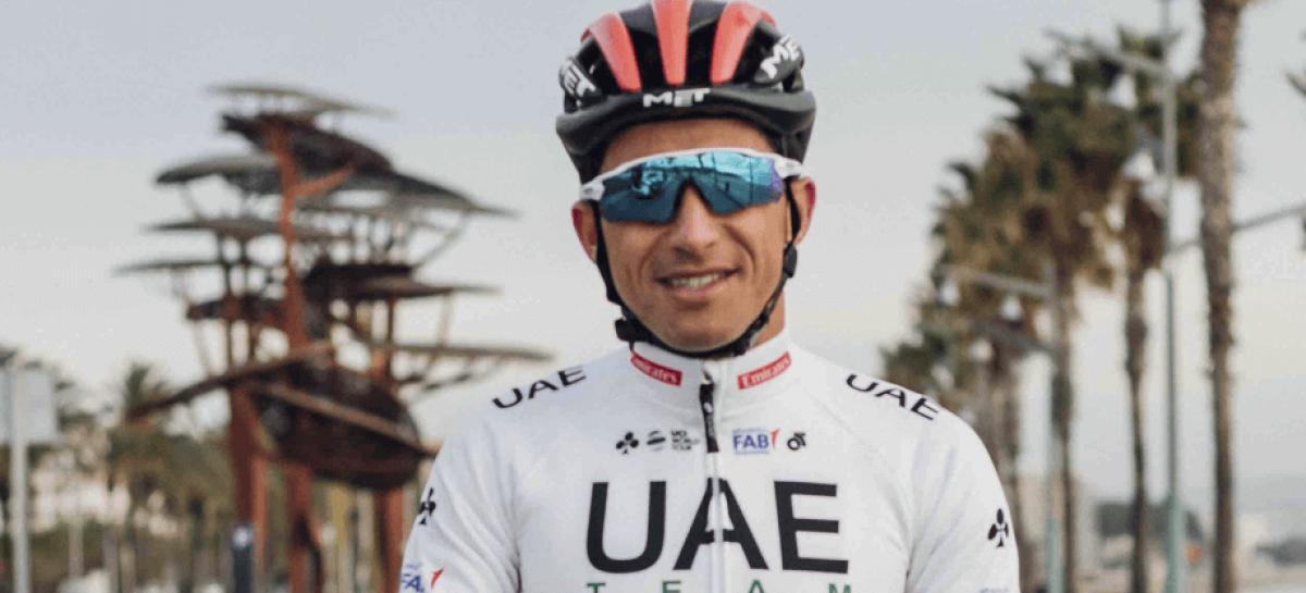 Sergio Luis Henao se recuperó de COVID-19 y volverá a competir después de seis meses