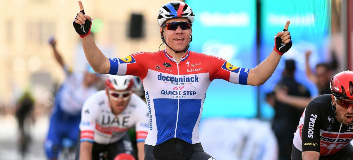 ¡Buenas noticias! Fabio Jakobsen sale del coma tras accidente en el Tour de Polonia