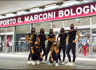 Ciclistas del Oriente llegaron a Bologna para disputar varias carreras italianas