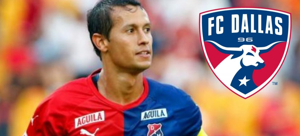¿Rumbo a la MLS? Andrés Ricaurte tiene las horas contadas en el DIM