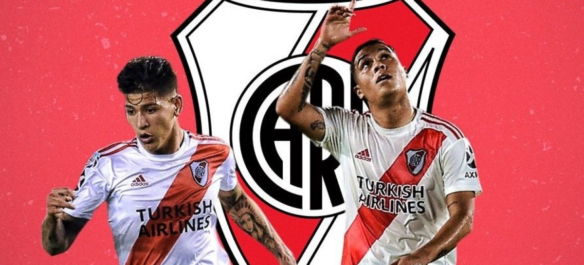 Juanfer Quintero a China y Jorge Carrascal a Rusia: River Plate se queda sin dos colombianos