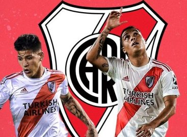 Juanfer Quintero a China y Jorge Carrascal a Rusia: River Plate se queda sin dos colombianos