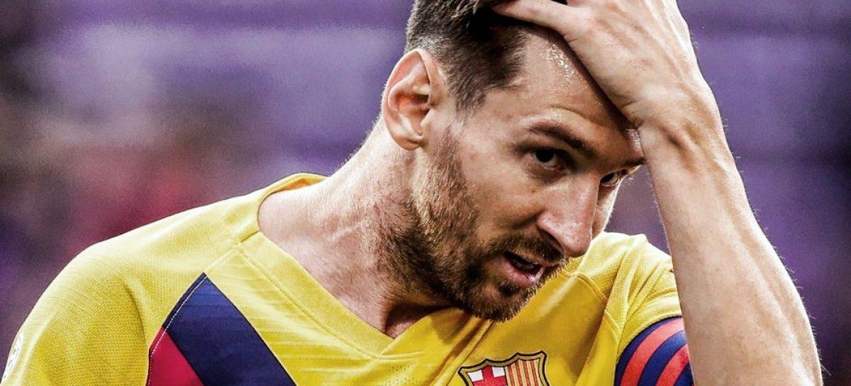 ¿Fin de una era? Lionel Messi le comunicó al Barcelona que se quiere ir
