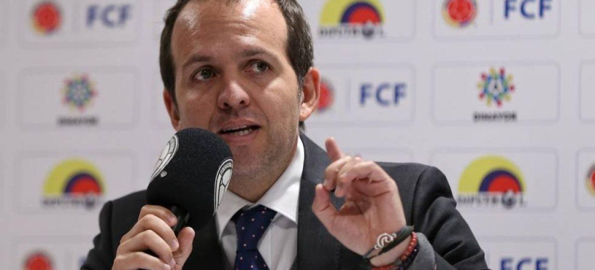 """""""A más tardar la tercera semana de septiembre tendremos fútbol en Colombia"""": Ernesto Lucena"""