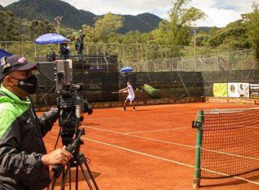 Este viernes continúan las emociones del Tenis de Campo en El Carmen de Viboral