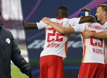 Mauricio Sánchez, el colombiano que busca la final de la Champions con el Leipzig